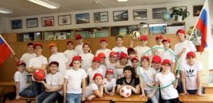 ученики 6 класса В